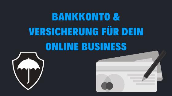 Bankkonto und Versicherung für Selbstständige & Unternehmer: N26 Business & Exali Versicherung