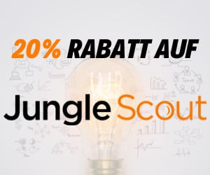 Jungle Scout 20% Rabatt deutsch