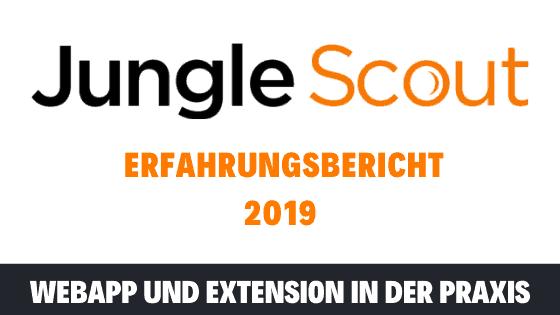 Jungle Scout test Erfahrungsbericht 2019